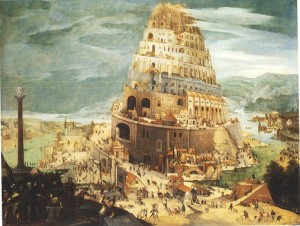 Babel - the start of it all?