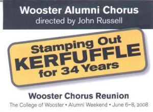 Kerfuffle in Wooster