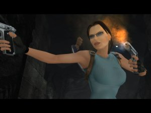 Lara Croft and the Sanctuary of the Scion