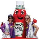 Heinz's Mr. Ketchup