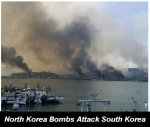 North Korea bombs South Korean island
